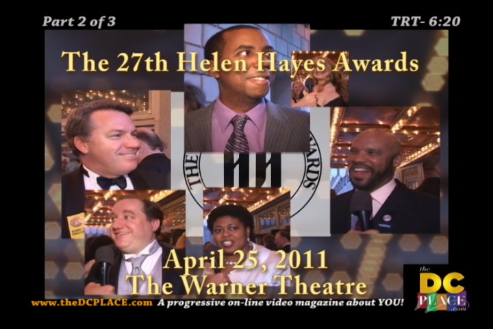 Helen Hayes Awards Red Carpet Interviews